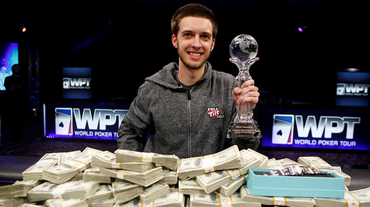 WPT World Poker Finals, Le titre pour Jeff Forrest
