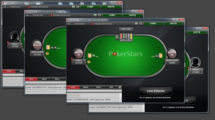 Isildur1 Challenge SuperStar Showdown #1, Isaac « philivey2694″ Haxton gagne