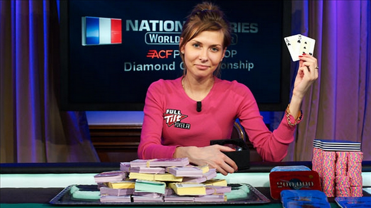 WPT National Series Paris (EFOP Diamond), Natalia Nikitina sacrée à l'ACF
