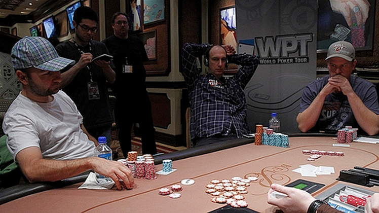 WPT World Championship, Super High Roller, Seidel vs Lindgren