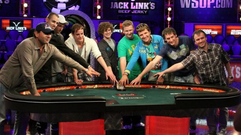 WSOP 2011 – Main Event – La table finale est dressée, les November Nine connus
