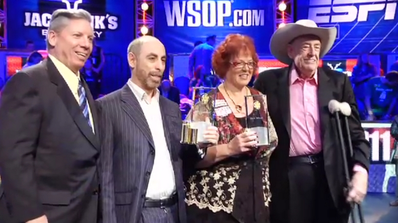 Poker Hall Of Fame 2011 – Barry Greenstein et Linda Johnson sont les lauréats