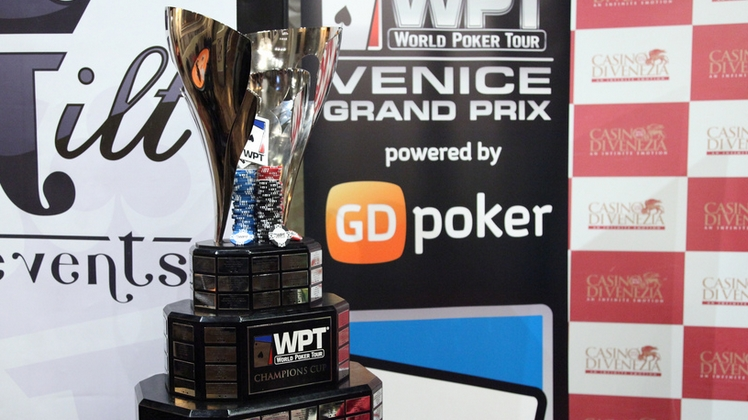 WPT Venise, une table finale en streaming sans français