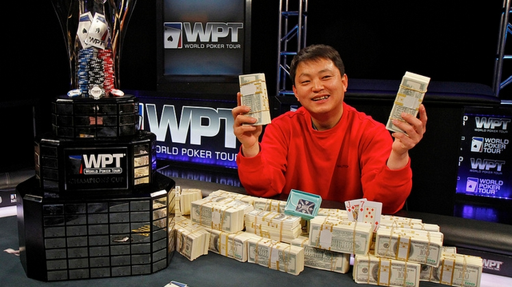 WPT Bay 101 Shooting Star, le titre pour Moon Kim