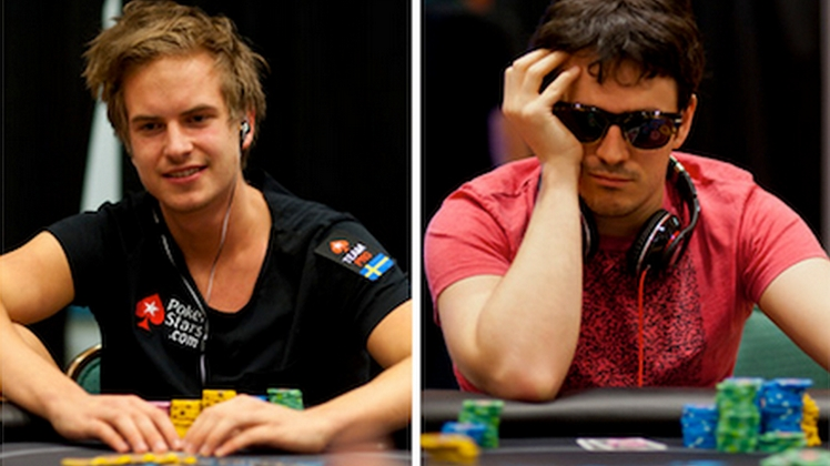 Superstar Showdown spécial à 1 million de dollars, Isildur1 Blom vainqueur