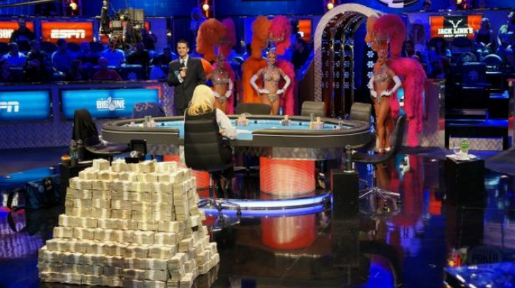 Big One Drop Poker, la vidéo de la finale