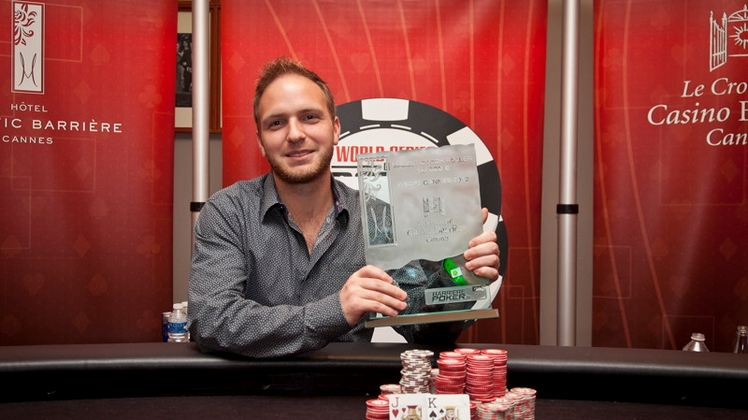 Mike Watson remporte le High Roller Majestic Barrière