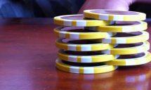 Poker chip tricks : manipuler ses jetons pour briller