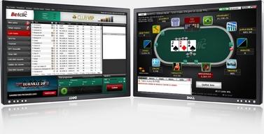Lobby Betclic Poker