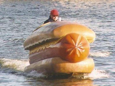 Phil hot dog