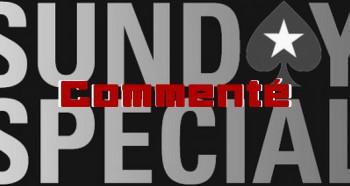 Table finale du Sunday Special commentée
