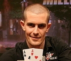 Gus Hansen, vainqueur de l'Aussie Millions 2007