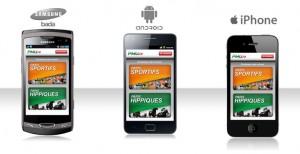 PMU pour tablettes et mobiles