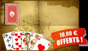 10 euros offerts sur Gameduell Tarot