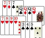 Couleur poker qui gagne