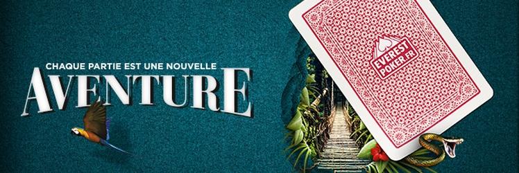 Code promo everest poker sans depot