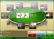 Jouer sur Party Poker