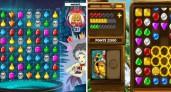 Jeux Gameduell: Tetris, Joyaux, Duel de Sorciers