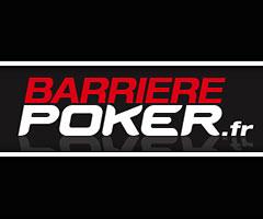 Barrière poker de l'étranger