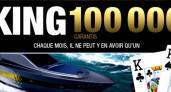 PMU Poker: Le King, plus gros tournoi en ligne