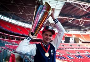 ISPT Wembley 2013 Jakub Michalak