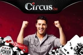 Débloquer son bonus sur Circus.be