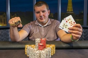 Darko Stojanovic vainqueur de l'Event 3 WSOP Europe 2013