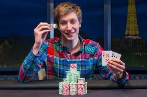 Henrik Johansson vainqueur WSOP Europe 2013 Event 2