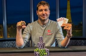 Jeremy Ausmus vainqueur WSOP Europe 2013
