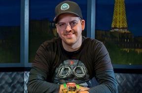 Noah Schwartz WSOP Europe 2013