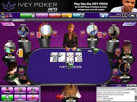 ivey poker mobile