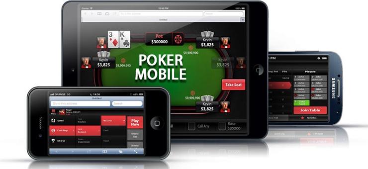 poker mobile pour jouer