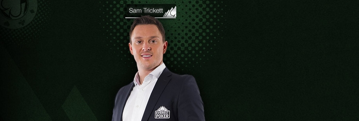 Sam Trickett chez Everest Poker