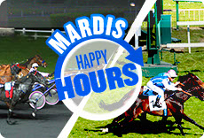 Les Mardis Happy Hours chez Betclic