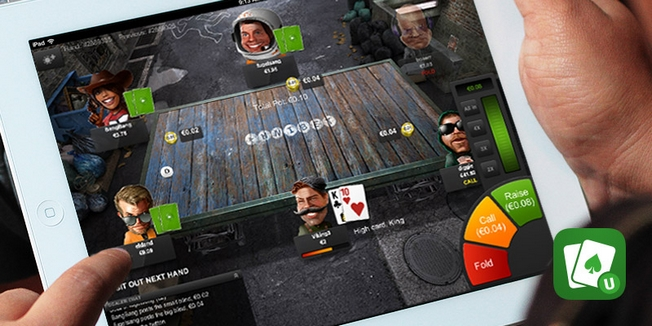 application poker unibet