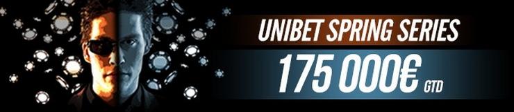 unibet spring series poker