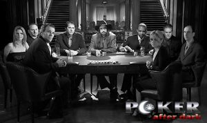 affiche de l'emission poker after dark avec phil ivey