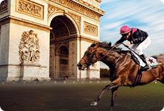 Prix de l'Arc de Triomphe : 9 000€ en jeu chez Betclic