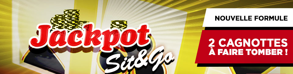 Jackpot Sit & Go sur Everest Poker