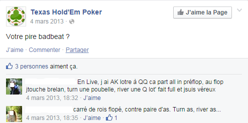 page poker bad beat