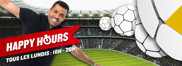 Betclic Happy Hours
