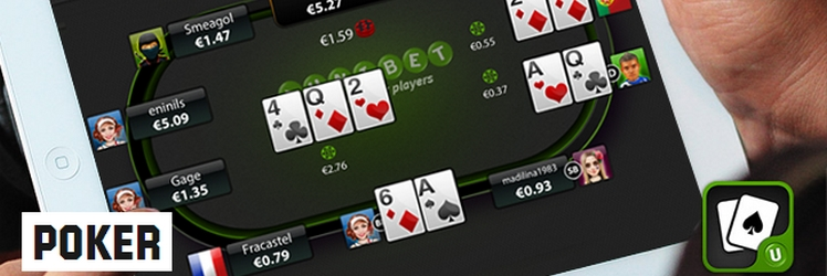 poker mobile unibet