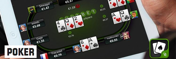 poker mobile unibet