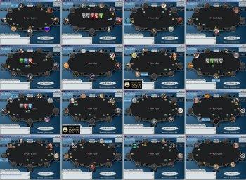 Grinder au poker