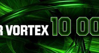 Super Vortex sur Unibet : 10 000€ garantis