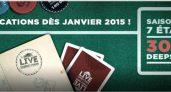 Summer Gold sur Everest Poker : pass tournois et cadeaux à gagner