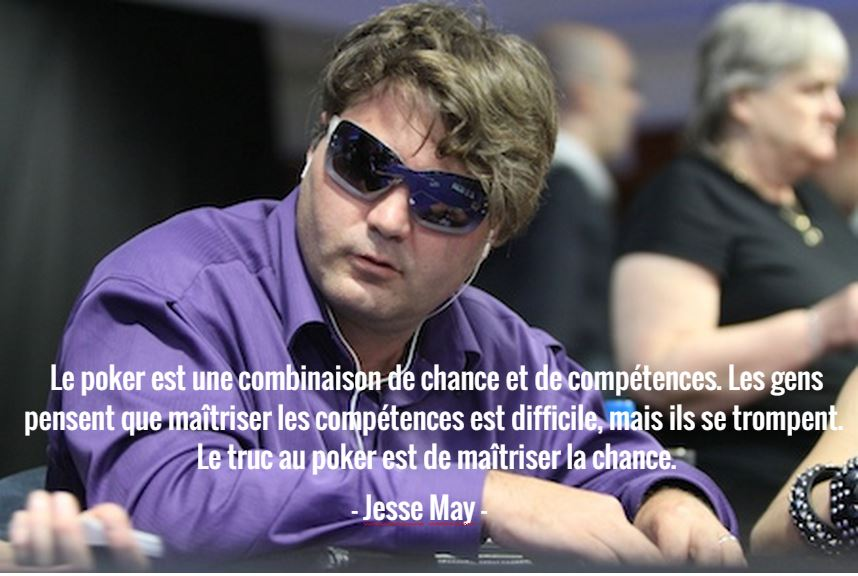 Citation Poker May