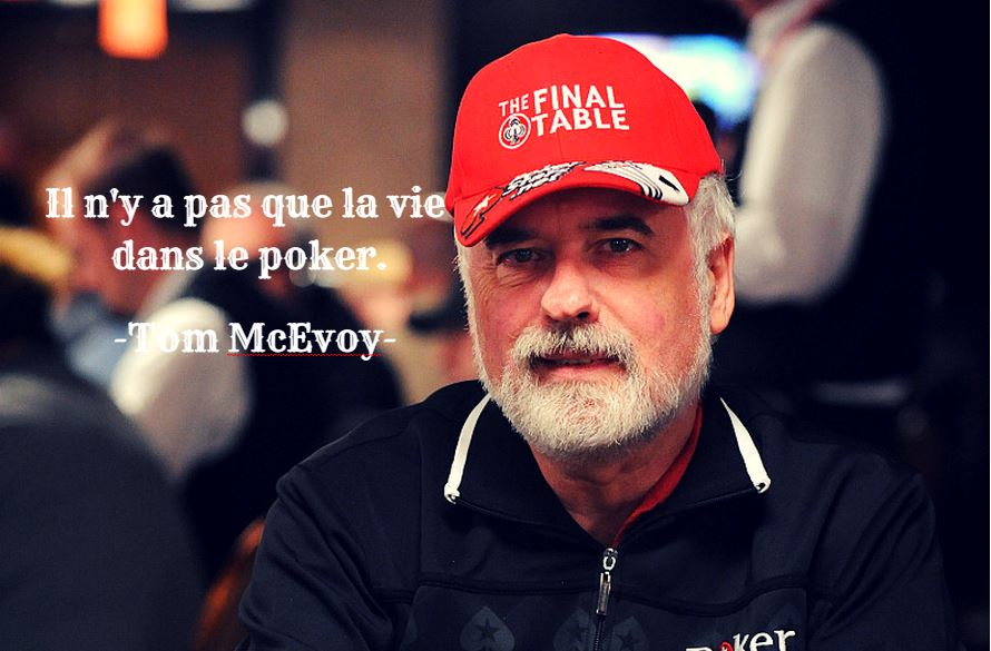 Citation Poker McEvoy