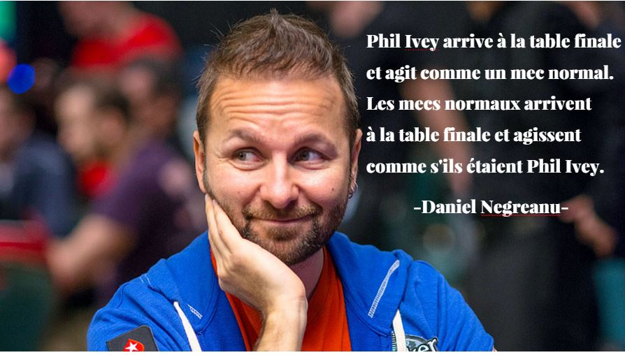 Citation Poker Negreanu