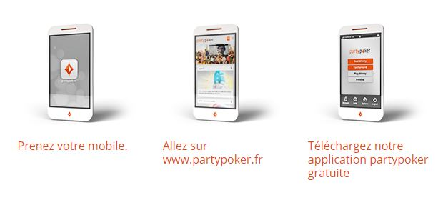 Télécharger appli Party Poker